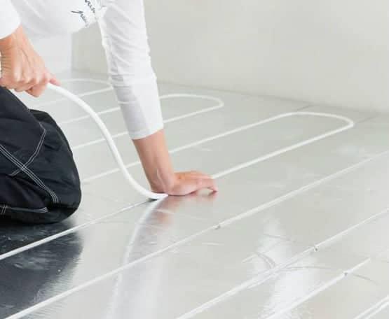 Floore-asennuslevyt