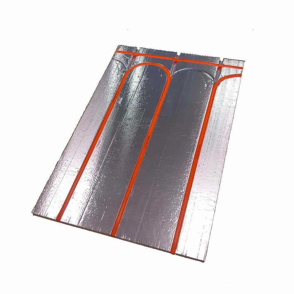 Floore lattialämmitys asennuslevy